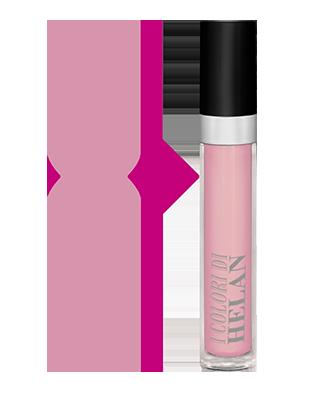 Bio lipgloss volumizzante Fragolina di bosco 4 ml
