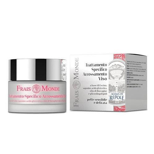 Trattamento specifico arrossamento viso (pelle sensibile e delicata)