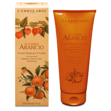 Crema corpo Accordo Arancio 200 ml