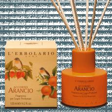 Fragranza per legni Accordo Arancio 125 ml