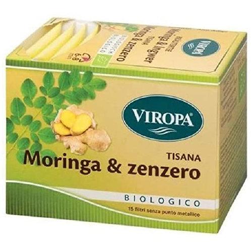Tisana Moringa e Zenzero BIO