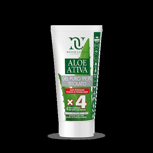 Gel puro di Aloe  200 ml
