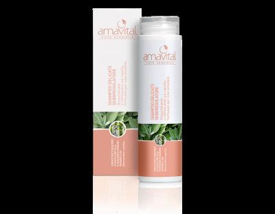 Shampoo delicato seboregolatore