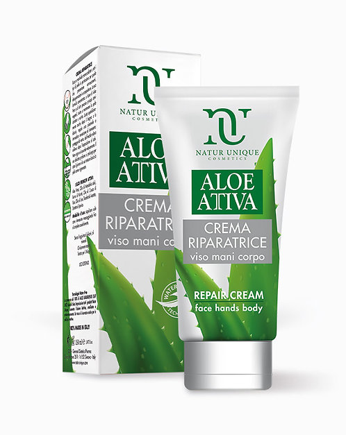 Crema riparatrice viso,mani,corpo  150 ml