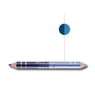 Bio matitone duo occhi-Avio Blu notte