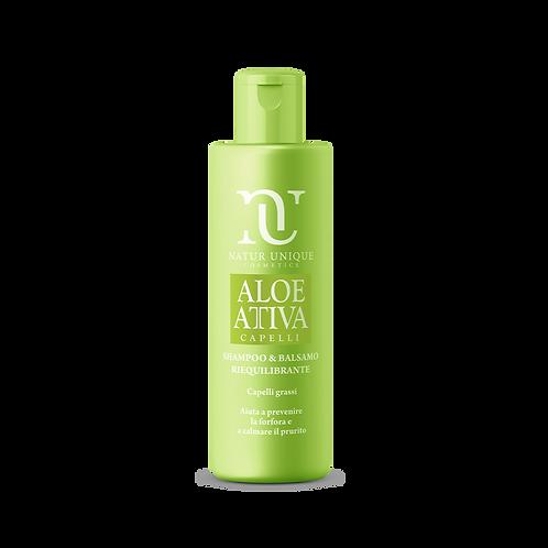 Aloe Shampoo Riequilibrante  250 ml