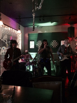 Josh Allen Band at Art's Halloween 2014 v01