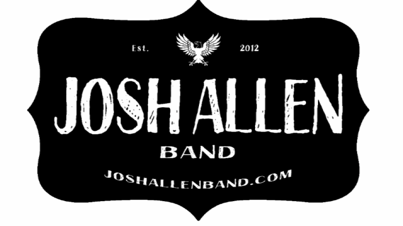 Josh Allen Band New Logo - 1280x720