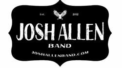 Josh Allen Band New Logo - 1280x720
