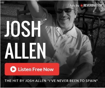 Josh Allen Album Cover