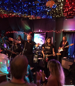 Josh Allen with Wicked Jezabels 11-20-2015