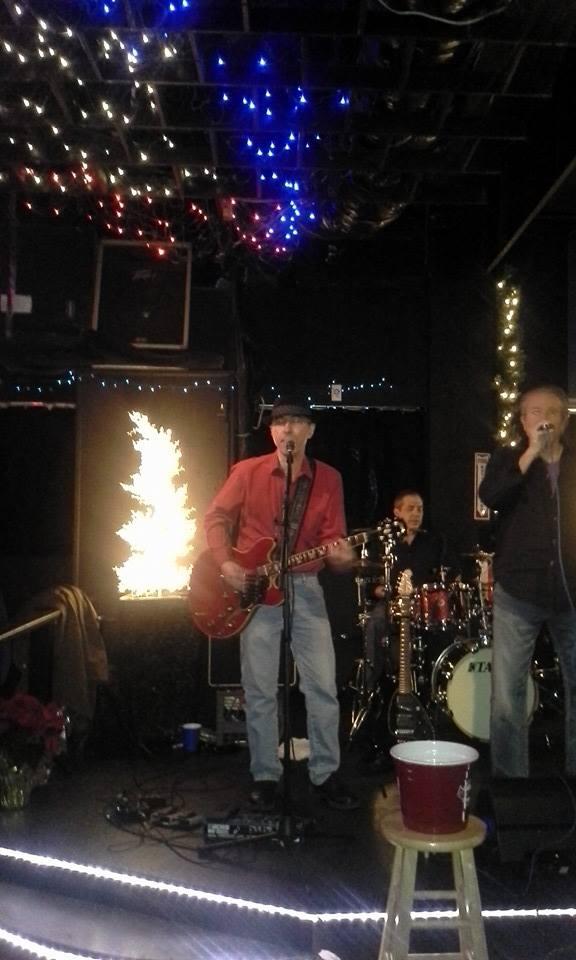 Josh Allen Band at JV's 12-21 Pic 02