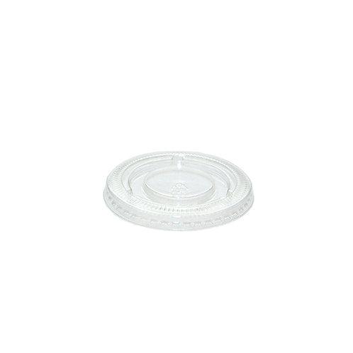 Flat PET Lid for 2oz & 2.5oz Portion Pot Case of 2500