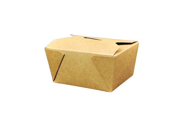 26oz Kraft Food Container Case of 450