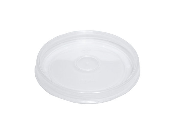 PP Lid for 8/12oz Soup Container Case of 500
