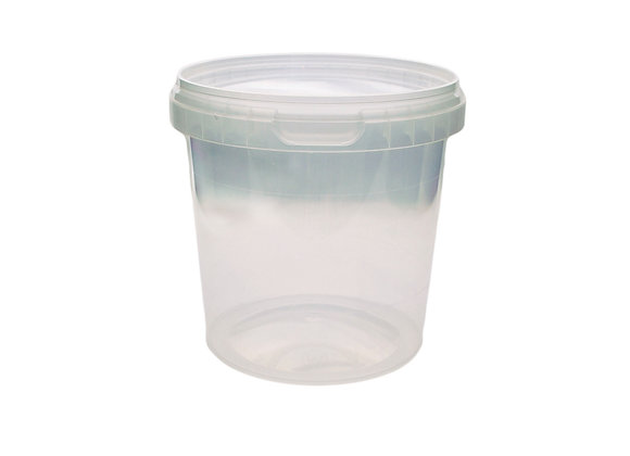 770ml Round Container and Lid Case of 240
