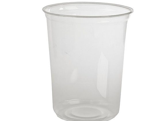 32floz Clear PP Deli Container Case of 500