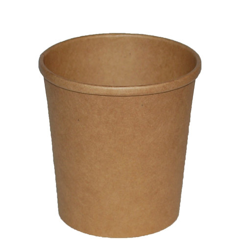 32oz PE Lined Soup Container Case of 500