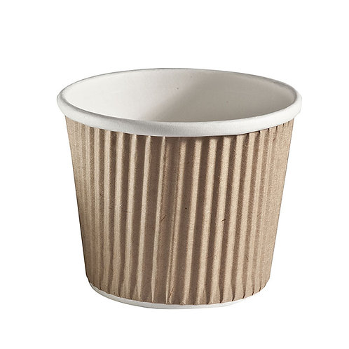 12oz Ripple Soup Container Case of 500