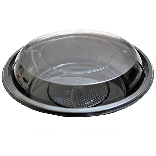 PET Lid for 1000ml  Salad Bowl Case of 450