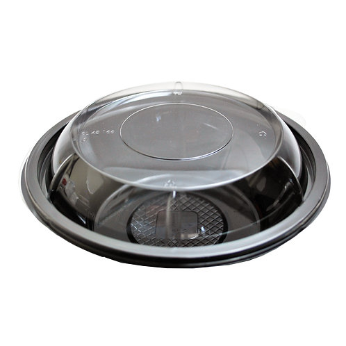 PET Lid for 500ml Salad Bowl Case of 600