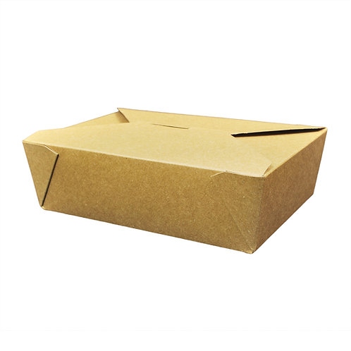 68oz Kraft Food Container Case of 200
