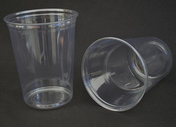 32oz Clear PET Deli Alur Container Case of 500