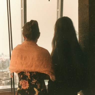 Mother & Daughterhood (& Sex and the City)