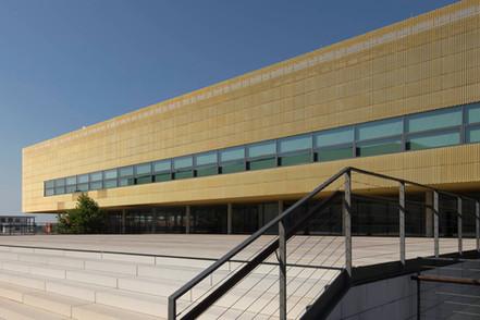 Architekturfotografie Campus Riedberg