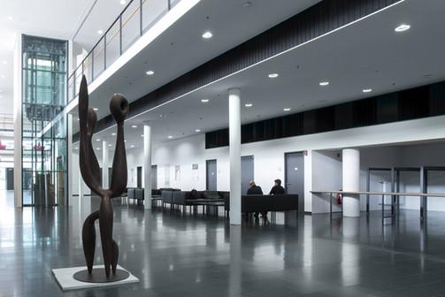 Interior Fotografie Campus Riedberg