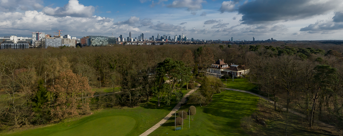 Panoramaaufnahme Golf Club Frankfurt