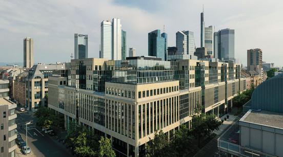 Panoramaaufnahme Deutsche Vermögensberatung