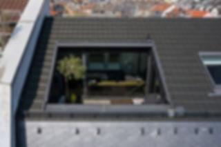 Luftbildaufnahme-Dachterasse-Frankfurt