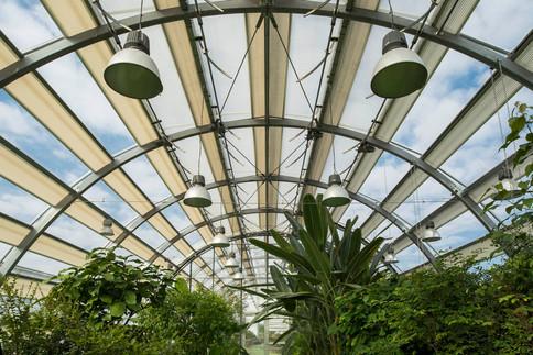 Interior Fotografie Campus Riedberg.
