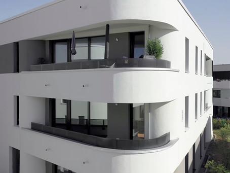 Bauprojekt Dokumentation für Cyrus Moser Architekten