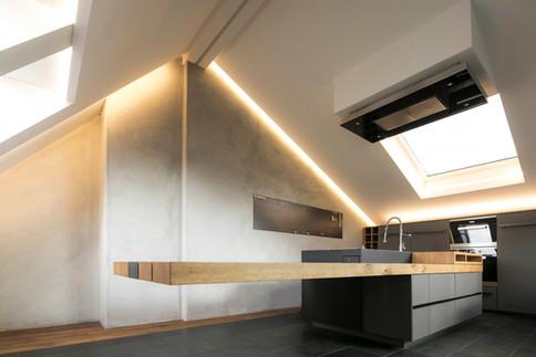 Interior Fotografie Penthouse 55