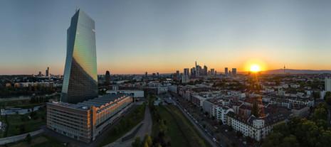 Panoramaaufnahme Hafenpark Quartier