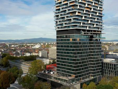 ONE FORTY WEST - eine neue Hochhaus Ikone für Frankfurts Skyline.