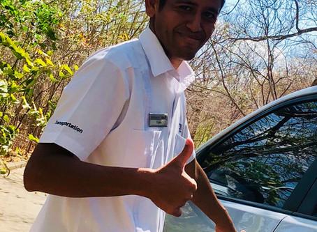 Uber Talks| Meet Yustin (Nicaragua)