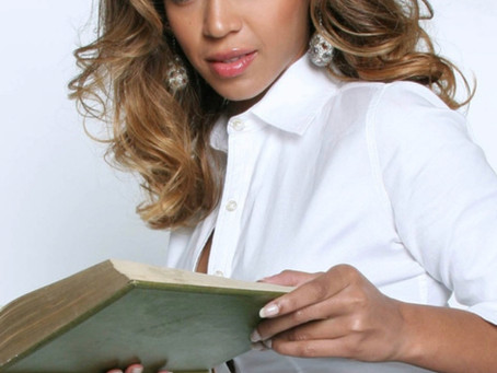 Why we should care what Beyonce reads!