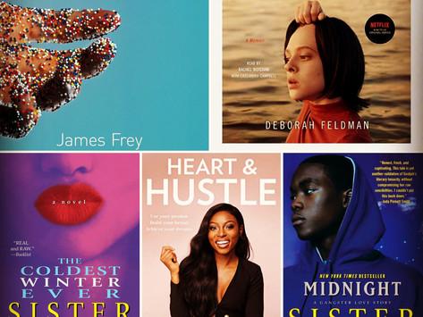 Book List  July 2020 #TBR list