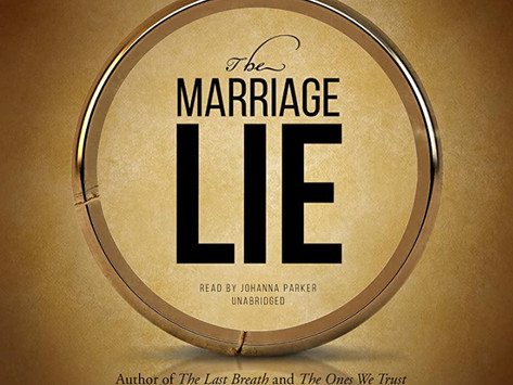 Book Review  The Marriage Lie by Kimberly Belle