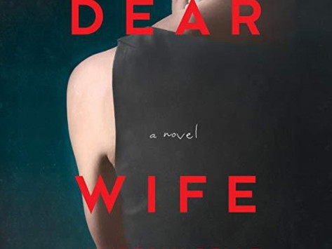 Book Review  Dear Wife by Kimberly Belle