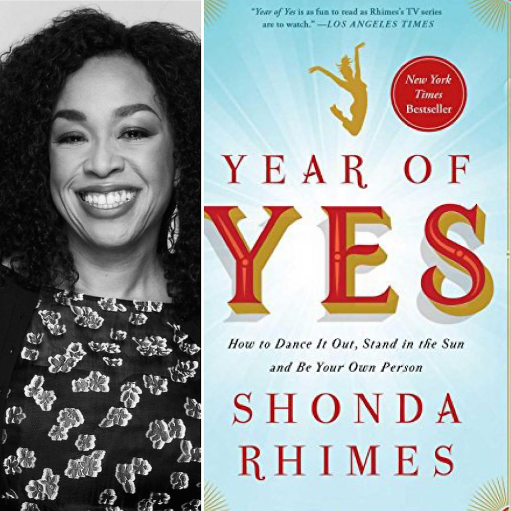 Year of Yes by Shonda Rhimes | Non-Fiction | Book Review | ReadingOnTheRun.com