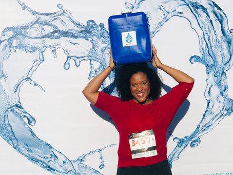 Wellness| Run for the Water 5k (Austin, Texas)