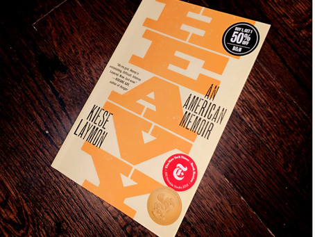 Book Review| Heavy by Kiese Laymond