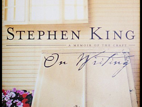 Book Review| On Writing by Stephen King