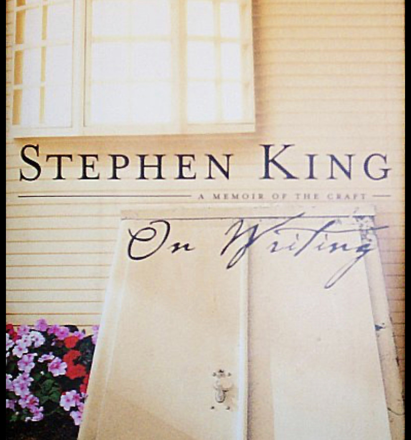 On Writing by Stephen King| Book Review| ReadingOnTheRun