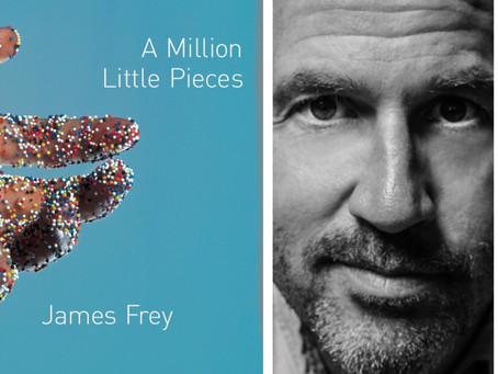 Book Review| A Million Little Pieces by James Frey