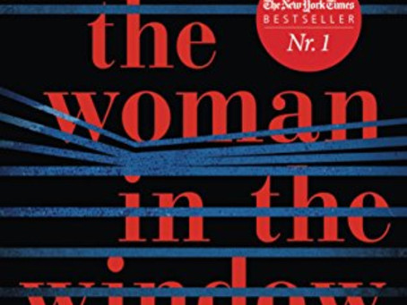 Book Review| The Woman in the Window by A.J. Finn